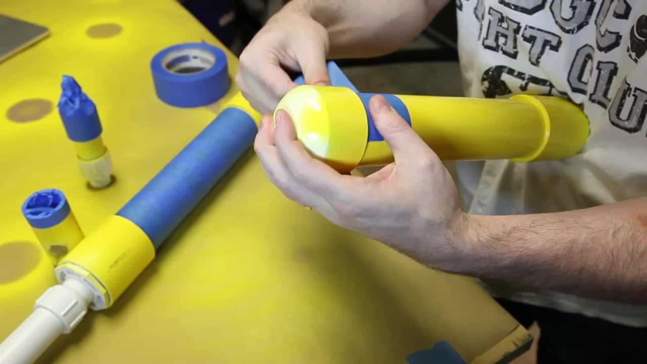 How To Make An Air Powered Water Balloon Cannon The Geek Pub