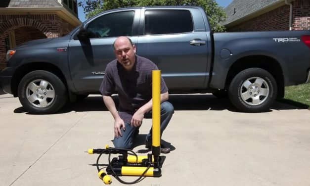 How to make an Air Powered Water Balloon Cannon