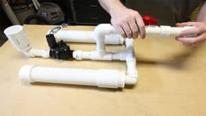 How to make a waterballoon cannon - 0004