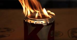 how to make a hobo stove 0014
