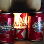 How to make a Hobo Stove (Soda Can Stove)