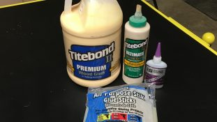 4 Glues Every Workshop Should Have