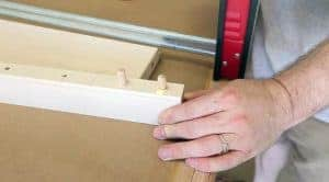Dowels for Shutters
