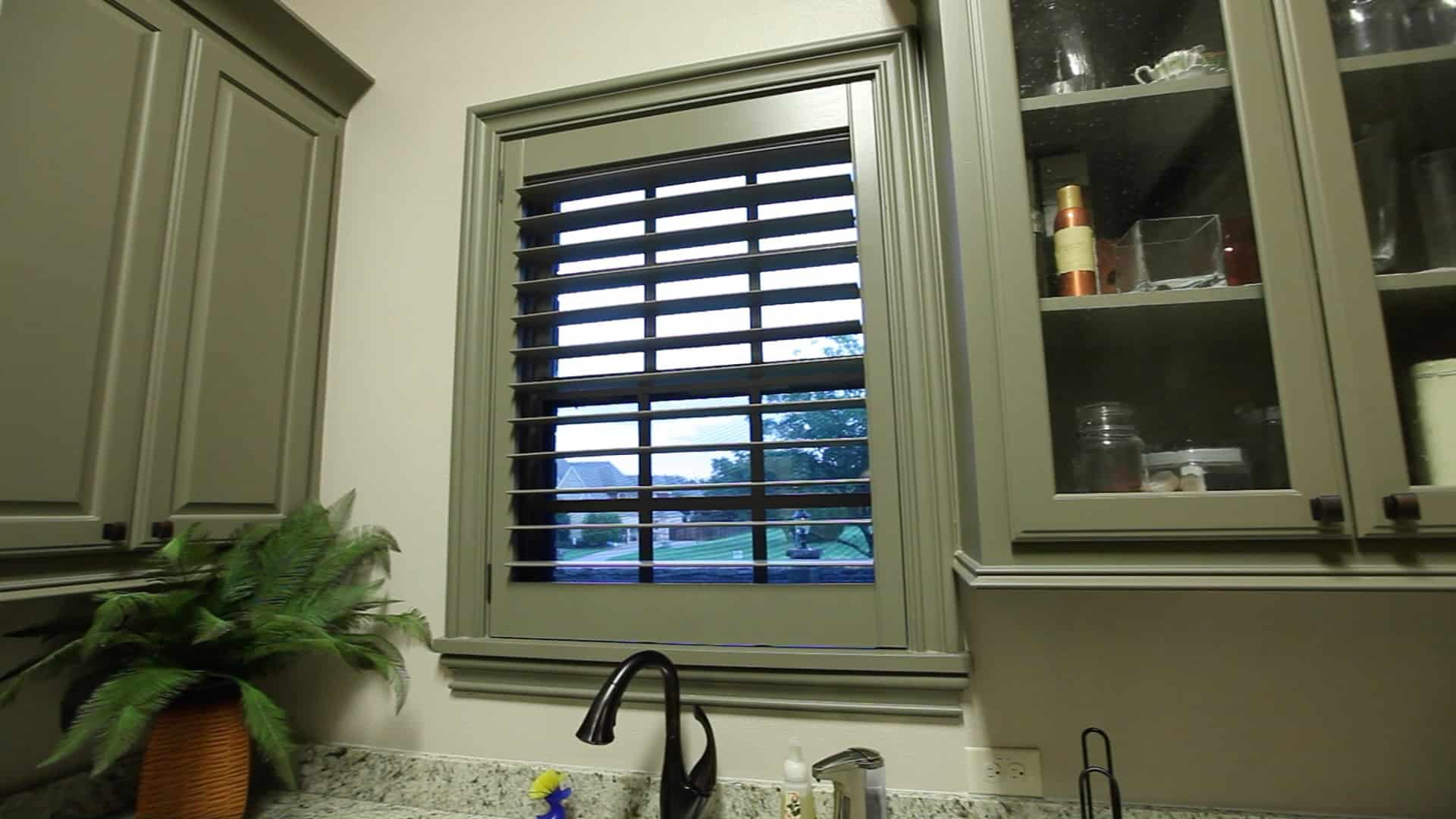 How to make plantation shutters the geek pub - How to make interior window shutters ...