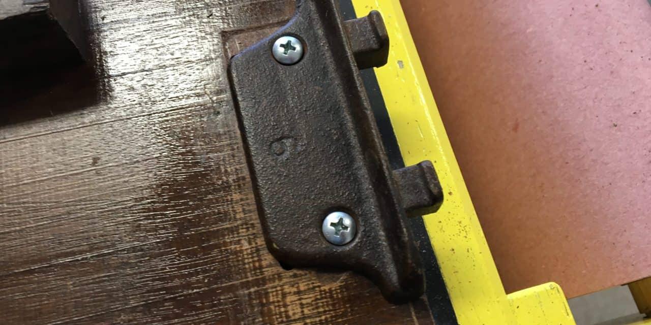 Quick and Dirty Furniture Repair