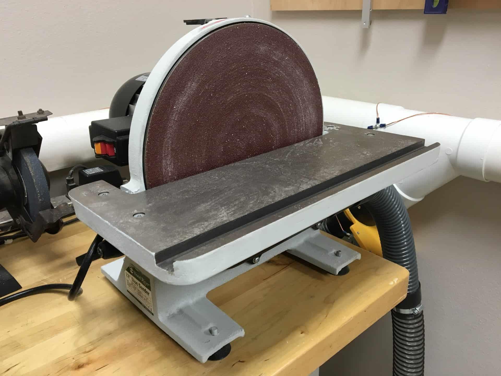 Woodriver 12 inch Disc Sander