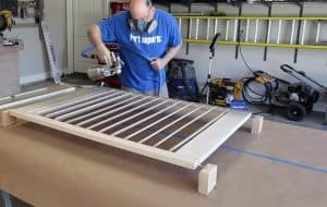 painting plantation shutters