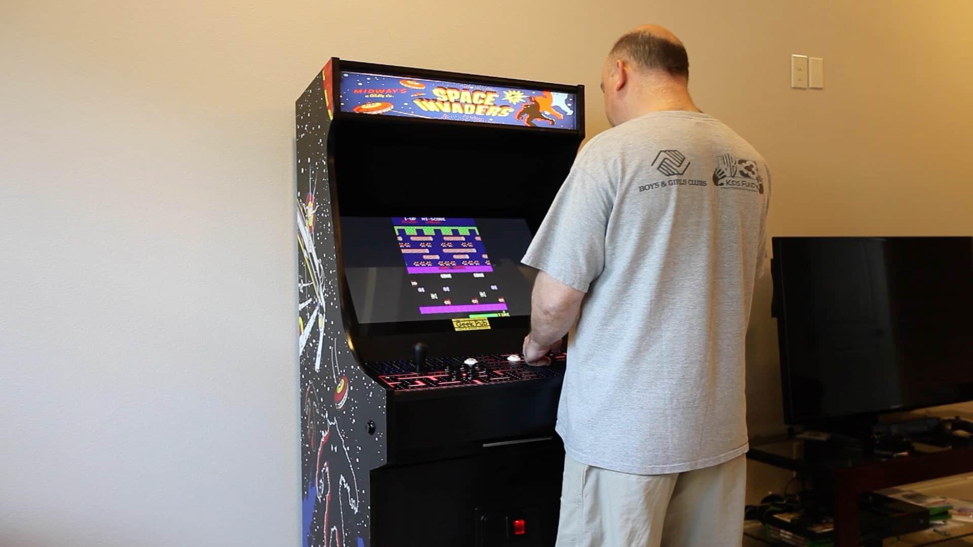 How to build an arcade machine 0305