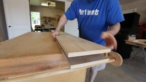 Make a Skateboard Rack 0002