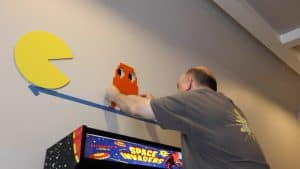 Pac-Man Wall Art 0003