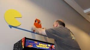 Pac-Man Wall Art 0003