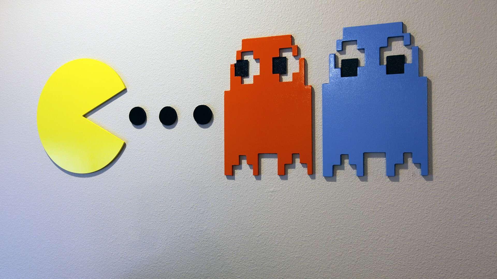 Pac-Man Wall Art - blog-hero