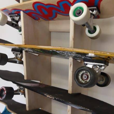 Skateboard Plans