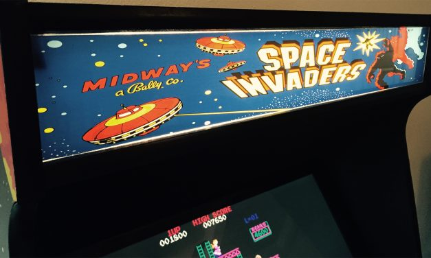 How to make an Arcade Machine: Part 3