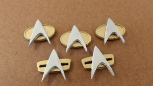 How to Make Star Trek Comm Badges 0008