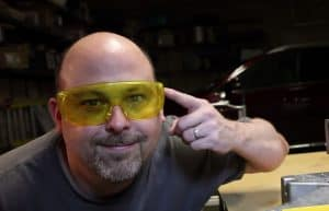 Mike The Geek Pub Safety Glasses