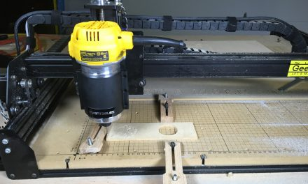 Upgrading the X-Carve to the DeWalt 611 (DWP611)