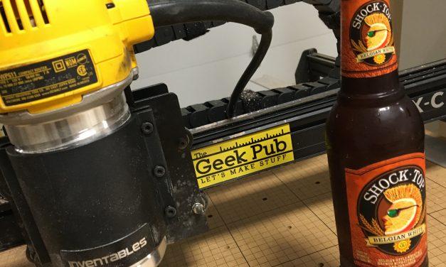 Pub Talk 02: CNC Fail Follow-Up and Updates