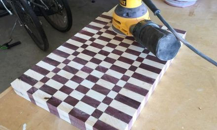 End-Grain through the Planer?  Just Don't!