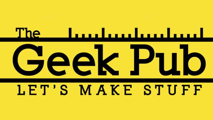 Support The Geek Pub