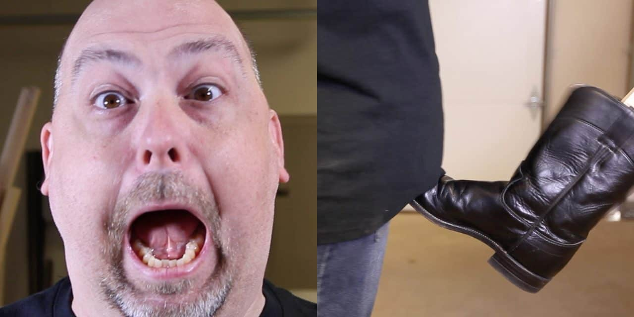 Make an Automated Butt Kicker