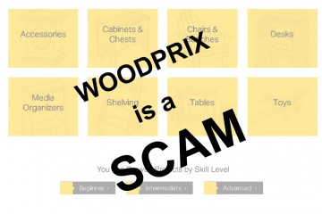 Woodprix is a scam