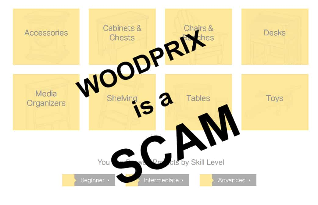 Woodprix is a SCAM - The Geek Pub