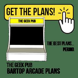 Get the Bartop Arcade Plans