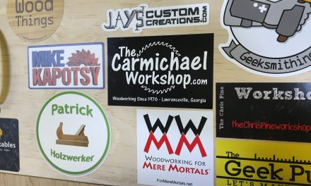 Pub Talk 03: Stickers and Cameras