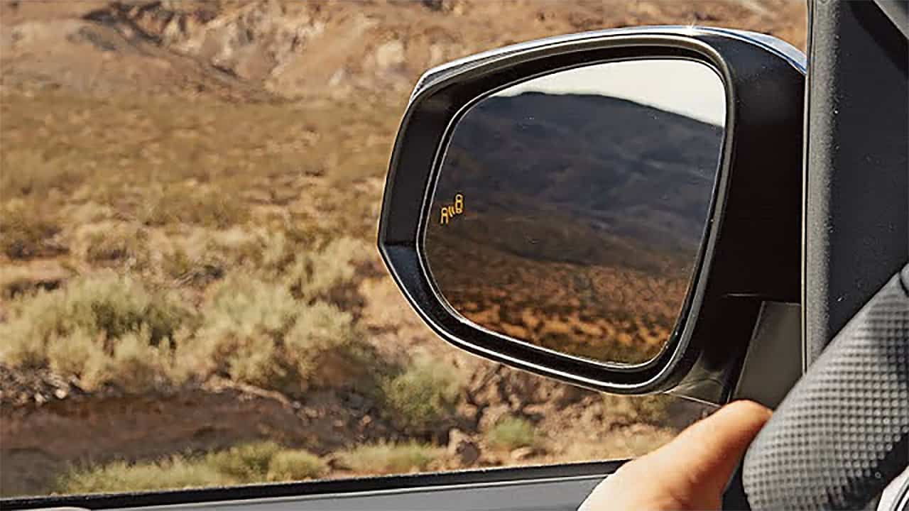 Check Blind Spot Monitor System Toyota The Geek Pub