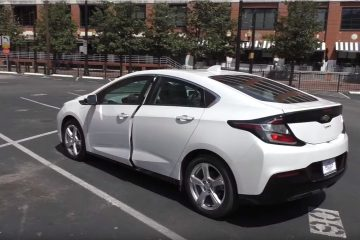 Review of the 2017 Chevrolet Volt -0001