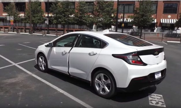 2017 Chevrolet Volt vs. Tesla Model 3