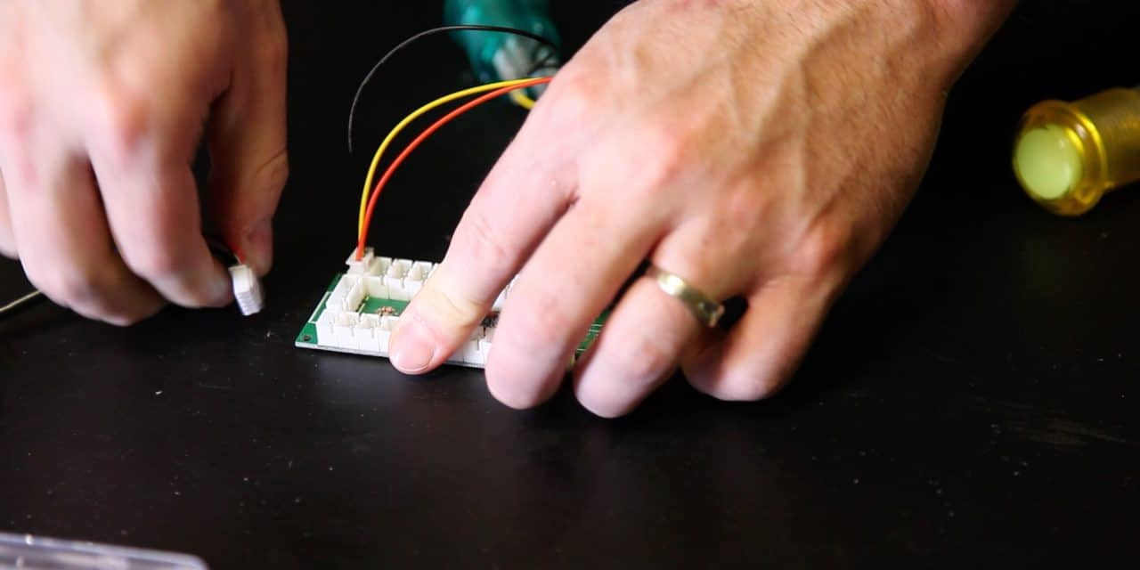 Connecting Arcade Controls to the Pi