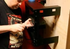 Installing a Home Network Rack 0007