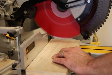 Miter Saw not Cutting Square - 0001