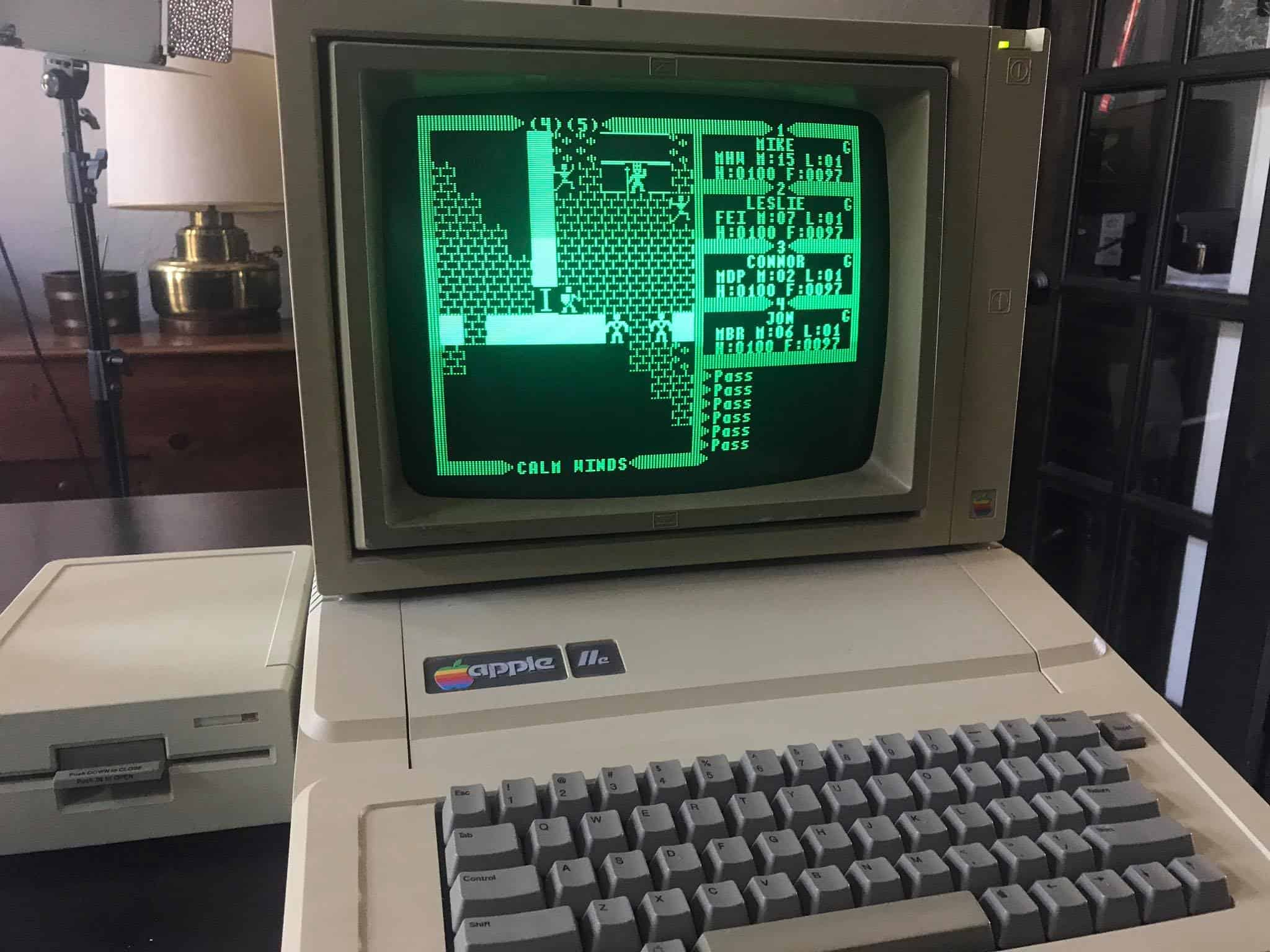 How to Transfer Files to your Apple II, II+, or IIe - The ...