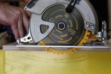 Using a Circular Saw -0001