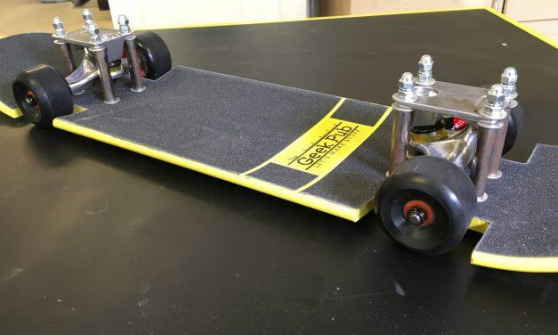 Make a Lowrider Skateboard