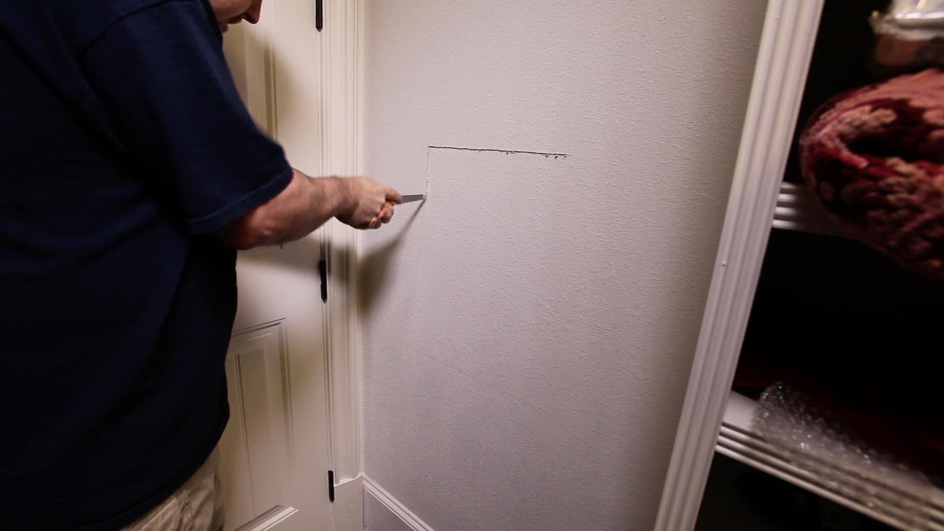 Install a Hidden Wall Safe The Geek Pub