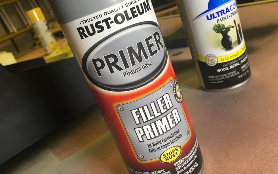 Why I Use Filler Primer