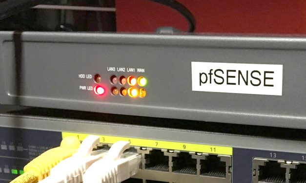 pfSense not Recovering after WAN Failure