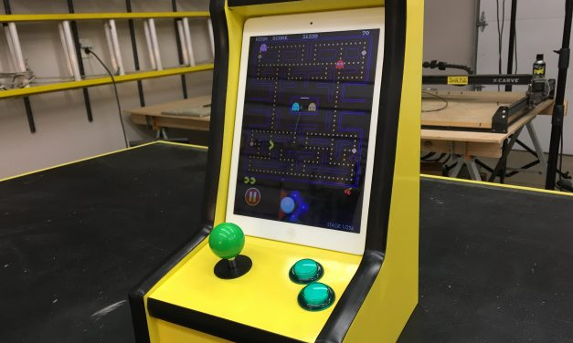 Make an iPad Arcade (Tablet Arcade) FAIL