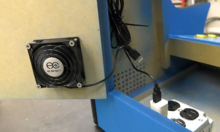 Adding a Fan to your Arcade Cabinet