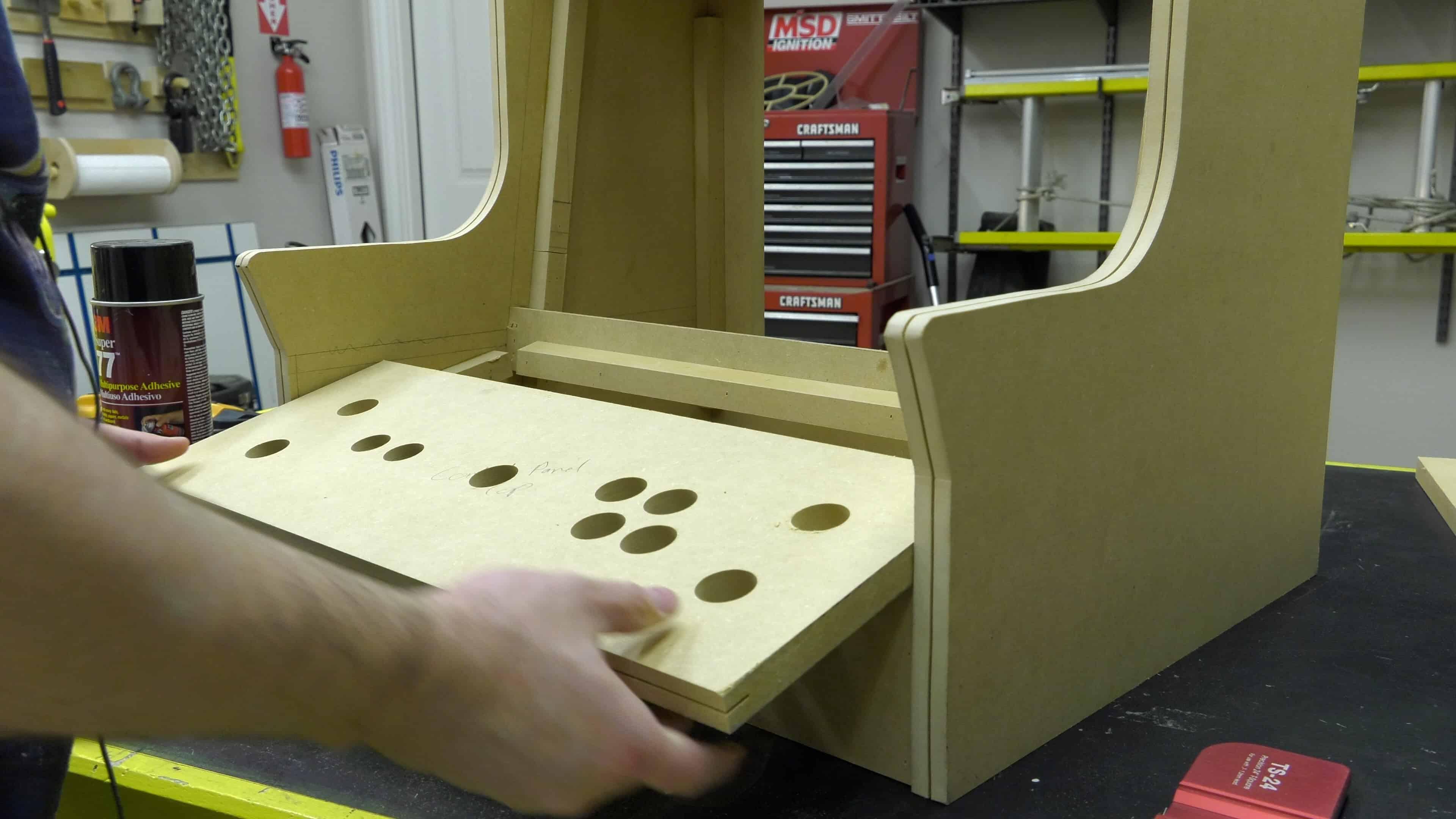 Make the Pacade (Bartop Retropie Arcade Cabinet) - The ...