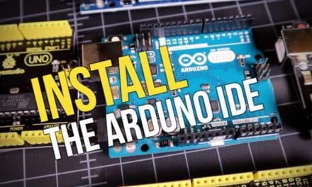 Arduino Basics: Install the Arduino IDE