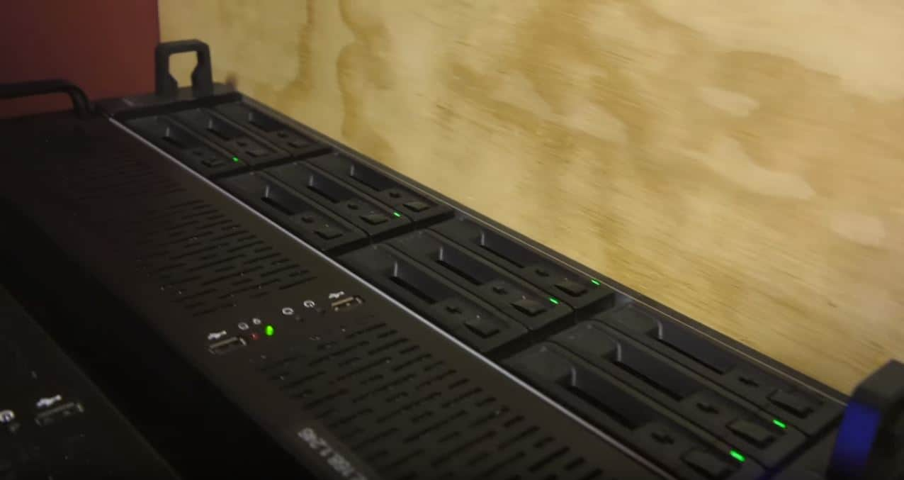 About my Synology RS2416+ and a review! - The Geek Pub