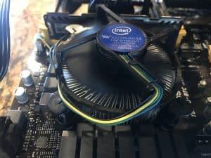Noisy Stock Cooler