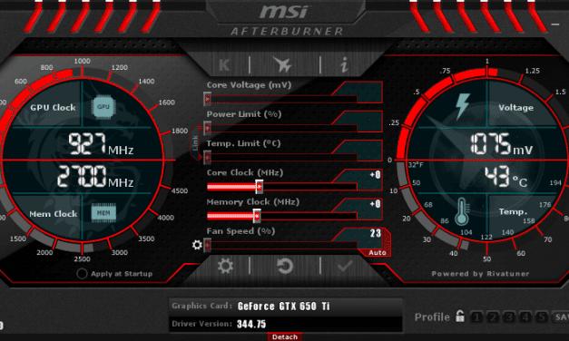 Overclocking a Mining GPU