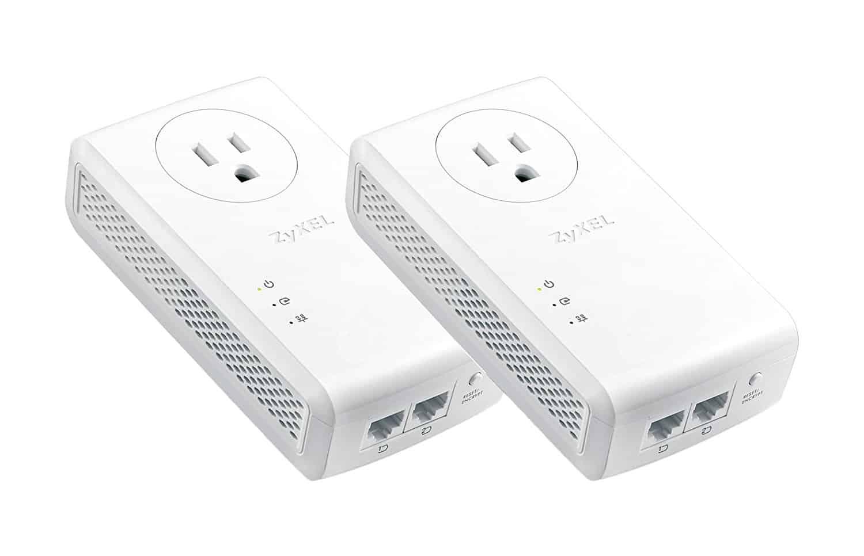 The Best Powerline Network Kit Geek Pub Using Homeplug Ethernet For Home Media Streaming 2 Zyxel Av2000 Networking