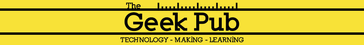 The Geek Pub logo